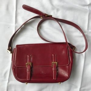 Monsac Original Italian Leather bag